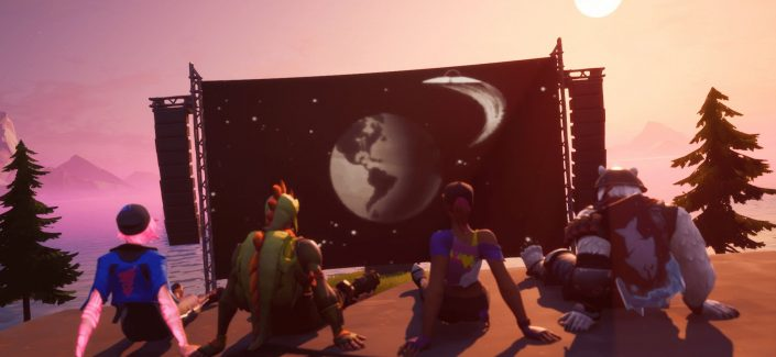 Fortnite: Als Launch-Titel für die PS5 und die Xbox Series X bestätigt