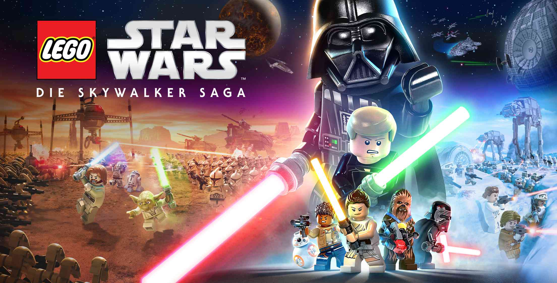 LEGO Star Wars The Skywalker Saga – Bild 2
