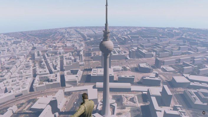 Mafia 3 Definitive Edition: Riesige Berlin-Map in den Spieldaten gefunden