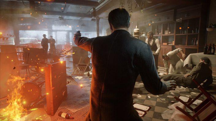 Mafia Definitive Edition: Das Leben eines Gangsters im neuen Trailer thematisiert