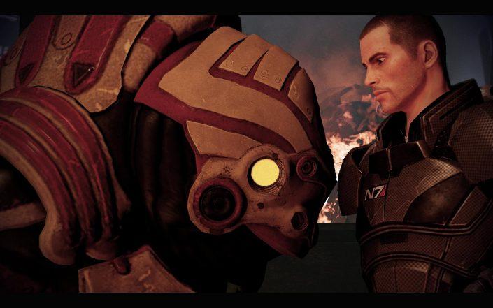 Mass Effect Trilogy: Britischer Händler soll Vorbestellungen eröffnet haben