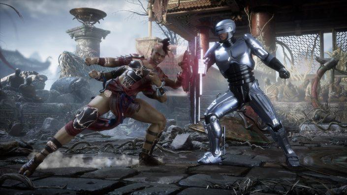 Mortal Kombat 11: Ed Boon spricht über PS5 und Xbox Series X – Trailer zeigt Sheeva
