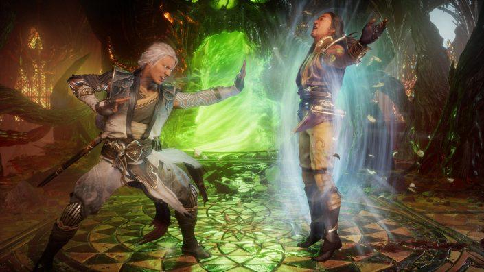 Mortal Kombat 11: Aftermath im offiziellen Gameplay-Trailer und Launch-Trailer