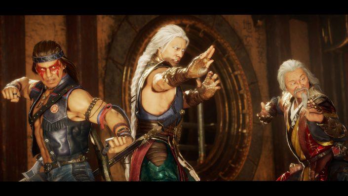 Mortal Kombat 11: Hinweise im Quellcode – Zwei weitere Kombat Packs geplant?