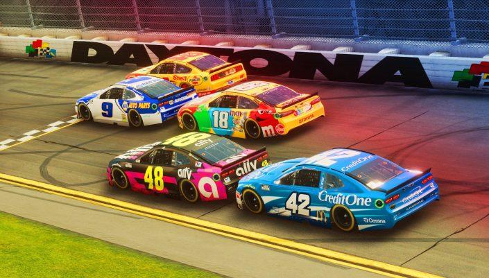 NASCAR Heat 5: Die Fortsetzung hat einen Termin