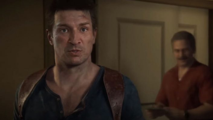 Uncharted 4: Deepfake-Video mit Nathan Fillion
