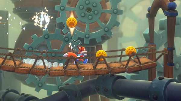 New Super Lucky's Tale: Erscheint im Sommer für PS4 und Xbox One