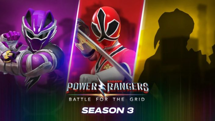 Power Rangers Battle for the Grid: Season 3 im Trailer angekündigt – Neue Charaktere und mehr