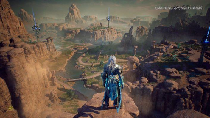 Project Ragnarok: Neues Open-World-Adventure in nordischer Mythologie von NetEase angekündigt