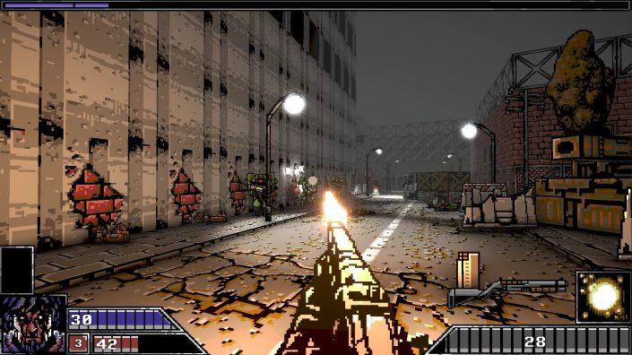 Project Warlock: Retro-Shooter für die PS4 veröffentlicht – Switch & Xbox One folgen