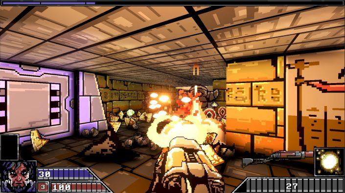 Project Warlock: Der von Shooter-Klassikern inspirierte Retro-FPS hat einen Termin