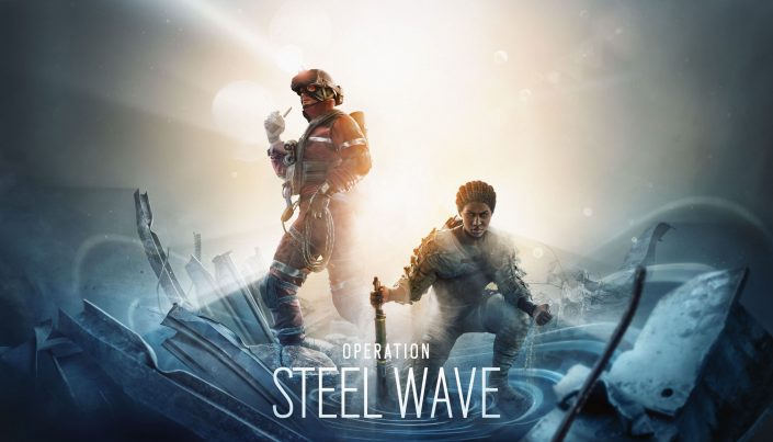 Rainbow Six Siege: Operation Steel Wave mit Ace und Melusi enthüllt