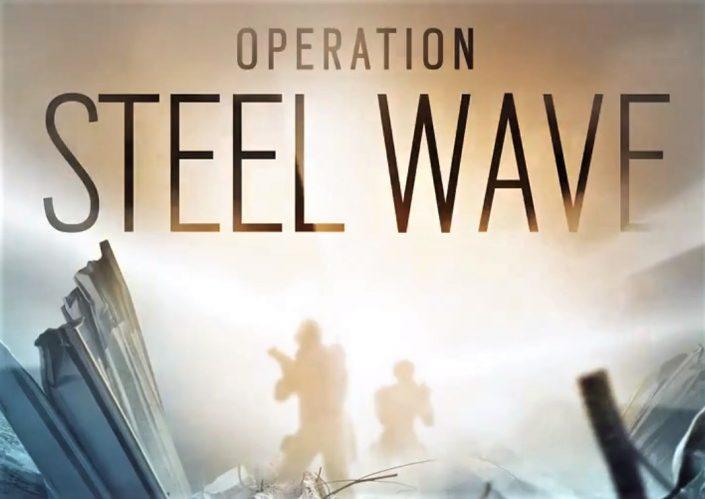Rainbow Six Siege: Operation Steel Wave – Erster Teaser zur neuen Season