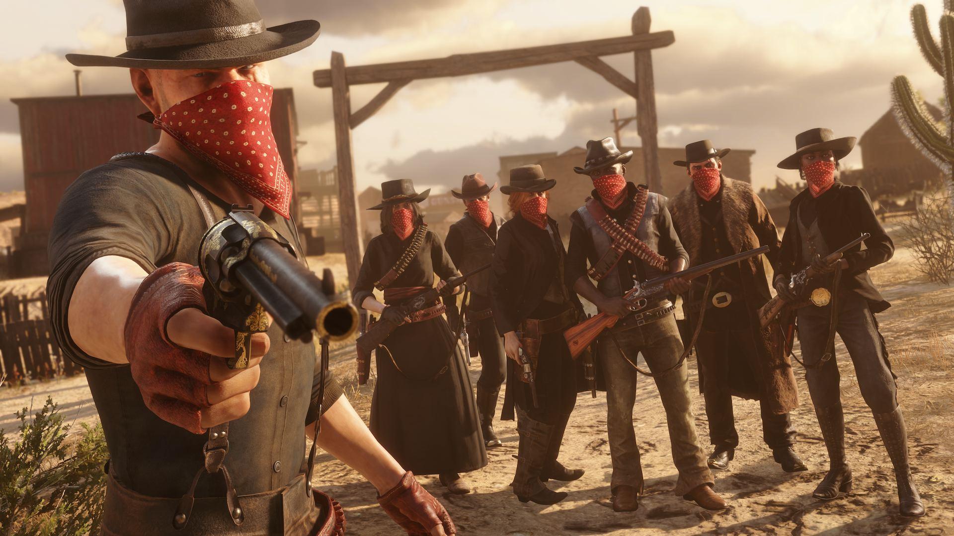Red Dead Online – 5 12 2020 – Image 2