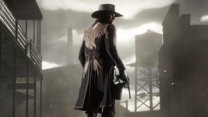 Red Dead Online: Begebt euch auf die Jagd nach dem legendären Schattenhirschbock