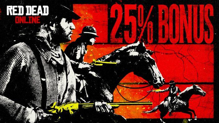 Red Dead Online: Rabatte, Boni und Geschenk für PS Plus-Mitglieder