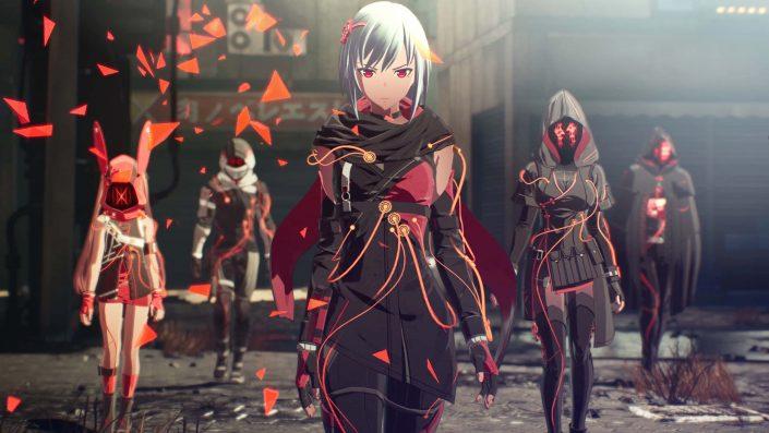 Scarlet Nexus: Neue RPG-Marke für PS5 und Xbox Series X  angekündigt