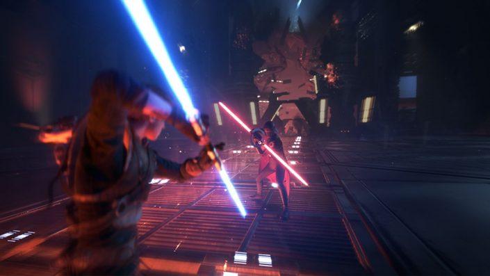 Star Wars Jedi Fallen Order: Für EA der Start einer neuen Franchise