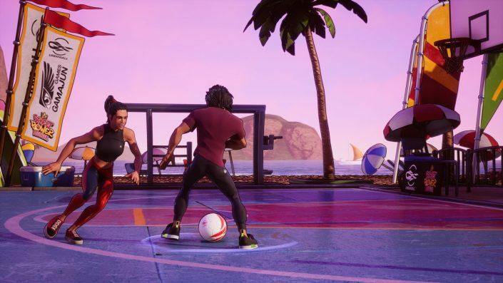 Street Power Soccer: Straßenfußball-Arcade-Titel mit Trailer angekündigt
