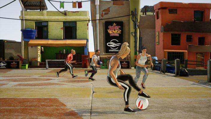 Street Power Football: Action-Sportspiel mit Launch-Trailer veröffentlicht