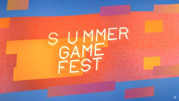 Summer Game Fest: Enthüllungsshow jetzt im Livestream