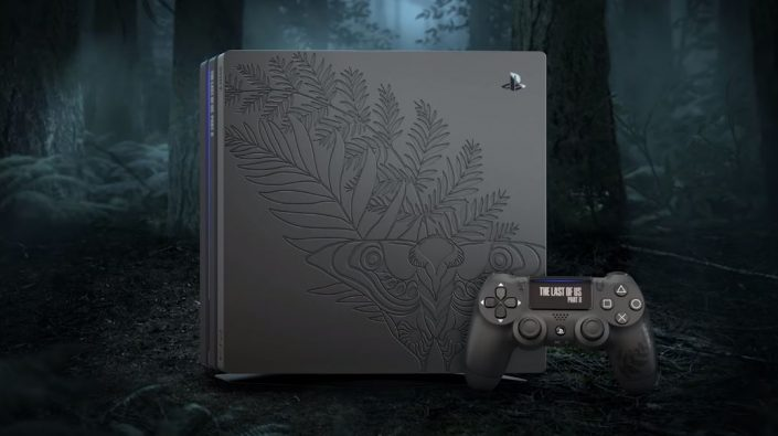 The Last of Us Part 2: PS4 Pro-Bundle, Game Drive und Headset angekündigt