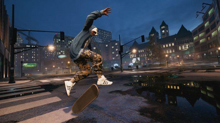 Tony Hawk Pro Skater 1+2: Die ersten Gameplay-Szenen aus den Neuauflagen