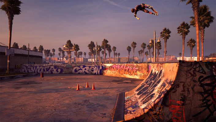 Tony Hawk's Pro Skater 1+2: Die New-Gen-Versionen im Framerate-Test