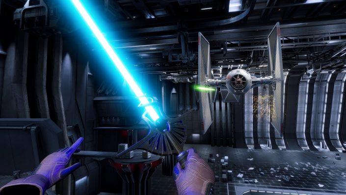 Vader Immortal: A Star Wars VR Series hat einen PSVR-Termin – Trailer mit Spielszenen