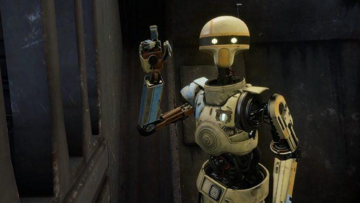 Vader Immortal: A Star Wars VR Series erscheint für PlayStation VR