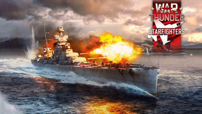 War Thunder: Starfighters-Update mit Konsolen-Crossplay veröffentlicht
