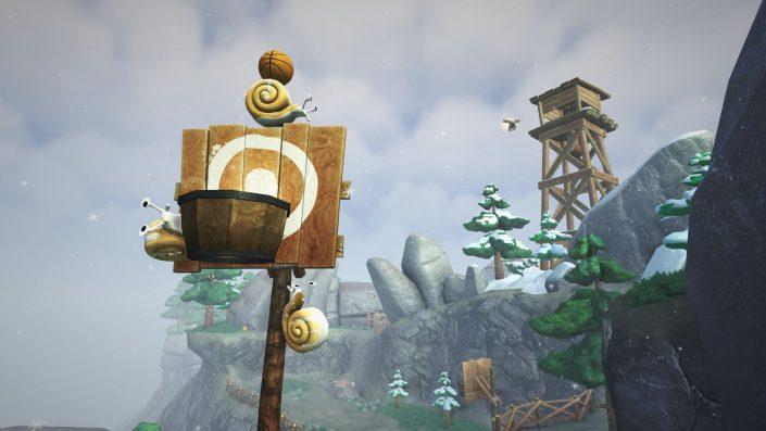 Bugsnax: Frischer Gameplay-Trailer zum abgedrehten First-Person-Adventure enthüllt