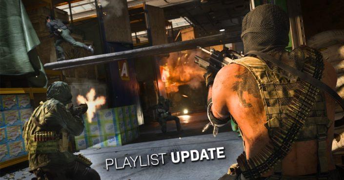 Modern Warfare und Warzone: Details zum Playlist-Update und Änderungen an One in the Chamber