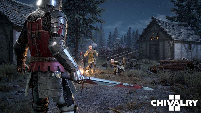 Chivalry 2: Start der Crossplay-Beta auf PS5/PS4 und neuer Trailer