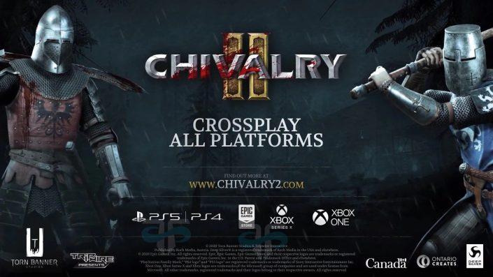 Chivalry 2: Ankündigung für PS5, Xbox Series X und PS4, Xbox One und PC mit neuem Trailer