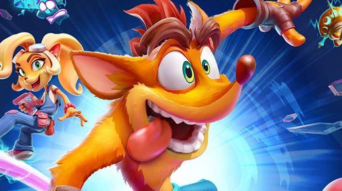Crash Bandicoot 4: Lokaler Multiplayer geplant? Hinweis im PSN