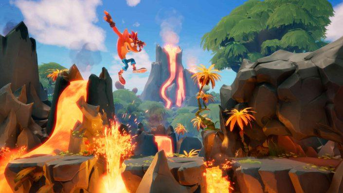 Crash Bandicoot 4 It's About Time: Entwickler stellt neues Feature vor