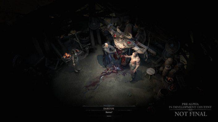 Diablo 4: Blizzard gibt neuen Release-Hinweis heraus