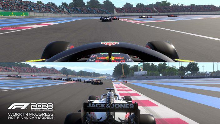 F1 2020: Update 1.05 behebt zahlreiche Fehler – Patchnotes in der Übersicht