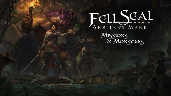Fell Seal Arbiter's Mark: Missions and Monsters-Erweiterung bringt demnächst neue Inhalte