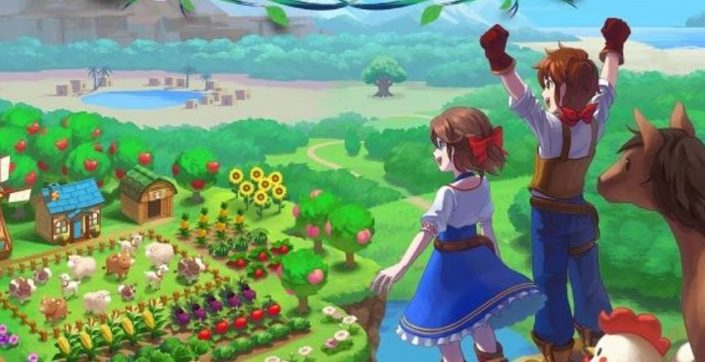 Harvest Moon One World: Gameplay-Trailer liefert frische Eindrücke aus dem Spielgeschehen