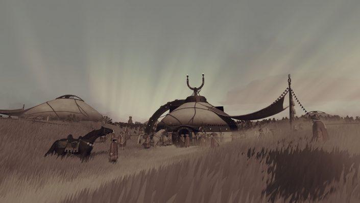 Jett The Far Shore: Erscheint Anfang Oktober – Neuer Gameplay-Trailer veröffentlicht