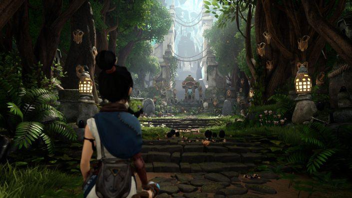 Kena Bridge of Spirits: War ursprünglich nur für PS4 geplant