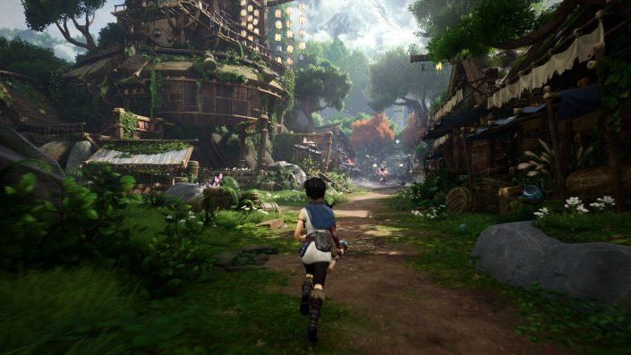 Kena Bridge of Spirits: Zauberhaftes Story-Adventure für PS5 angekündigt