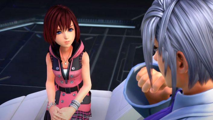 Kingdom Hearts Melody of Memory: Für den Westen bestätigt und englischer Trailer