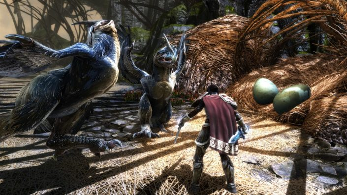 """Kingdoms of Amalur: """"Fatesworn""""-DLC in der finalen Phase der Produktion"""