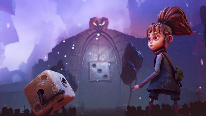 Lost in Random: Das märchenhafte Action-Adventure erscheint 2021 – Neuer Trailer