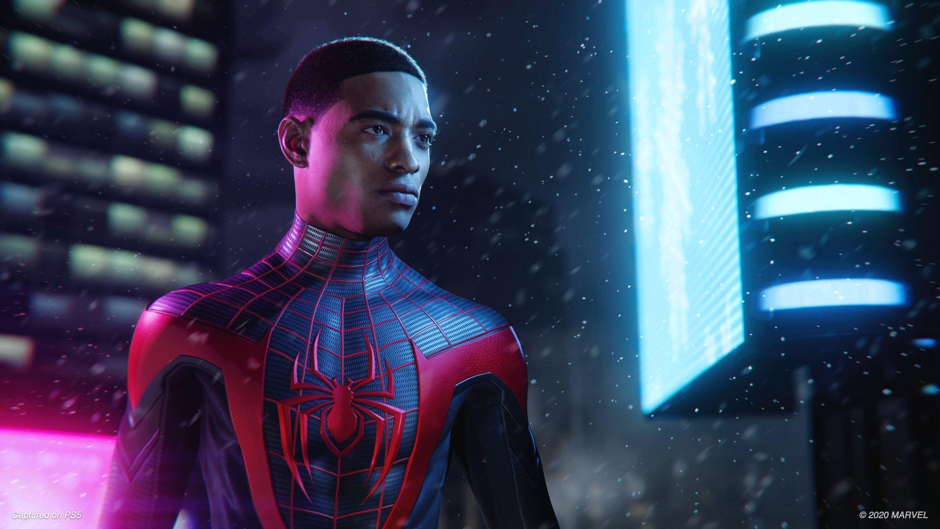Spider-Man Miles Morales: Auflösung, Ladezeiten, Raytracing – Technische Details zur PS5-Version