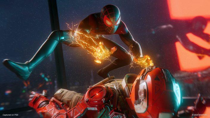 Spider-Man Miles Morales: Ultimate-Edition enthält Spider-Man Remastered