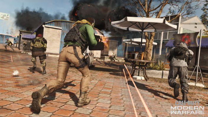 Modern Warfare und Warzone: Playlist-Update mit Changelog verfügbar – Das ist neu
